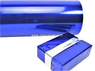 Geschenkfolie Royal Blauw