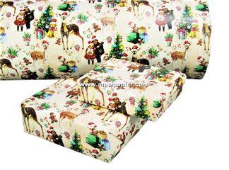 Kerstpapier k691786/30