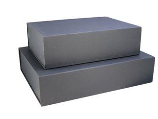 25 Magneetdoos 22x16,5x3 cm VPD075 zwart