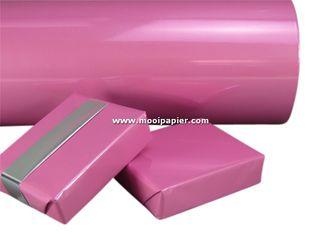 Geschenkfolie roze