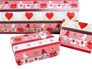 Kerstpapier R30501B/V