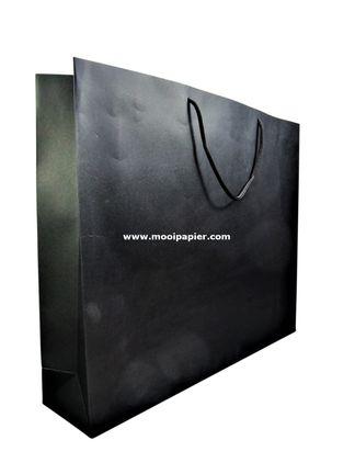 50 Torino Tasjes zwart 54x45 cm