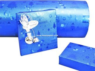 Kerstpapier Wick 30 cm
