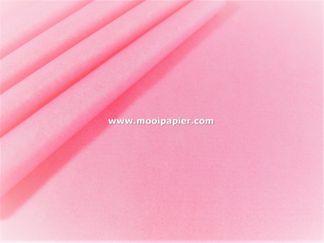 480 vel Vloeipapier rose