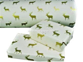 Kerstpapier R32301B