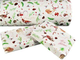 Kerstpapier R31501B/30
