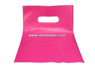 Plastic tas 22/30cm fu