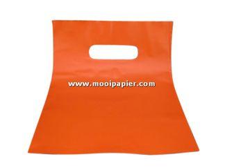 Plastic tas 22/30cm or
