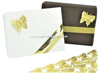 250 Vlinders goud